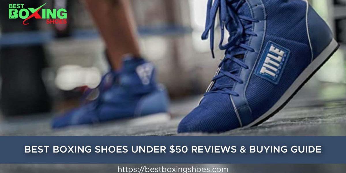 Best Boxing Shoes under 50