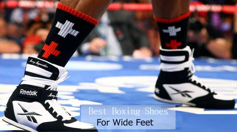 best boxing shoes for wide feet 2020