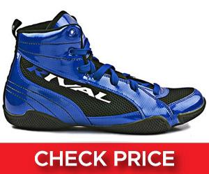 RIVAL Boxing Lo Top Guerrero Boots